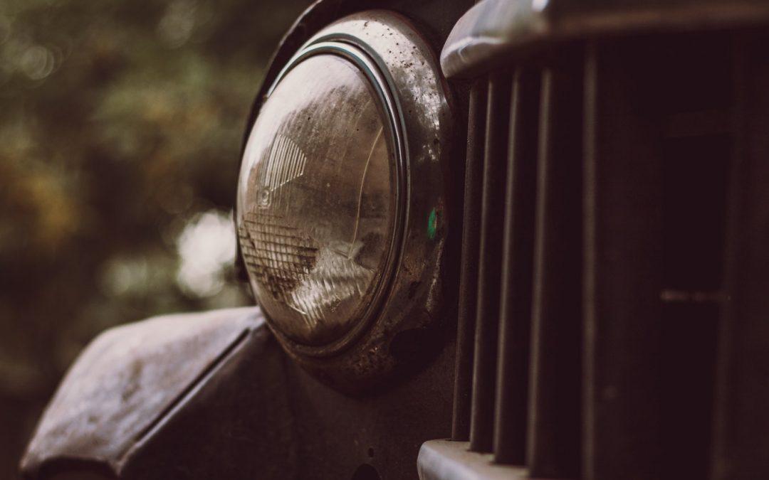 ¿Mantener un coche viejo?