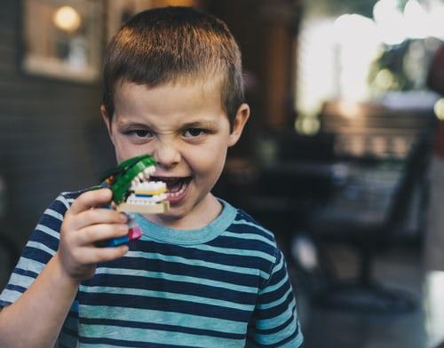 ¿Sufren tus hijos bruxismo?