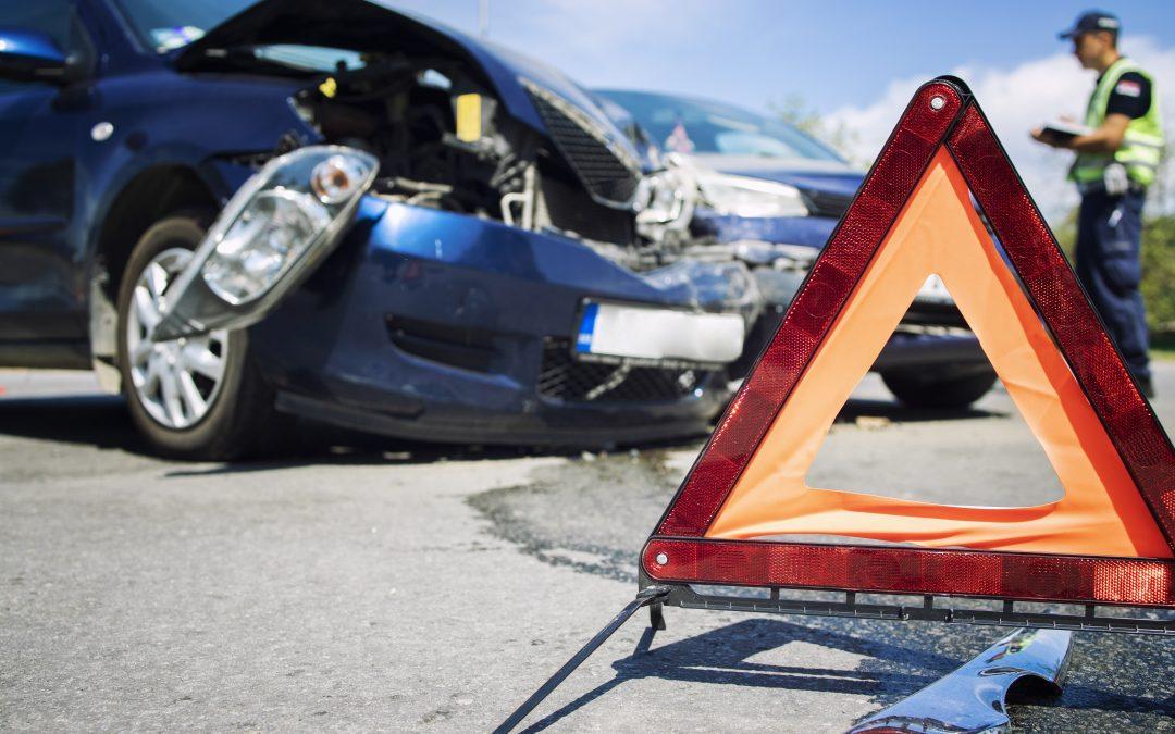 Cómo reaccionar ante un accidente de tráfico